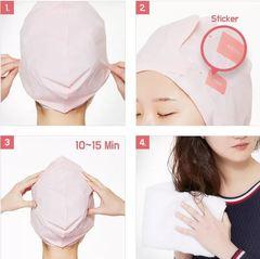 A'PIEU Маска для волос с малиновым уксусом Raspberry Vinegar Hair Cap