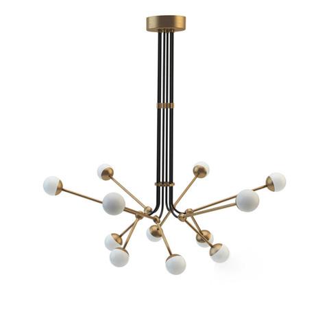 Потолочный светильник копия Bullarum SY-12 by Intueri Light