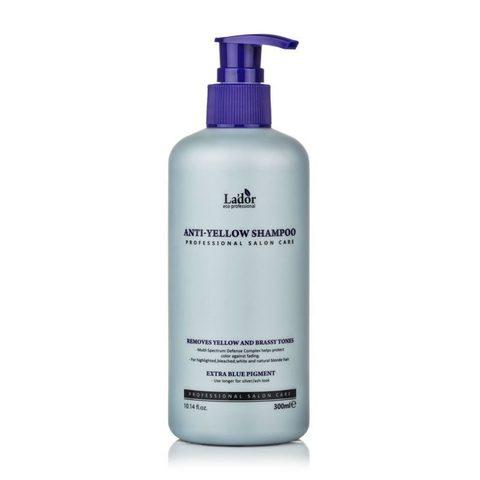 Шампунь оттеночный против желтизны волос Anti Yellow Shampoo 300ml