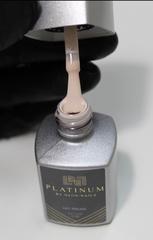 Нюдовые оттенки гель-лака PLATINUM