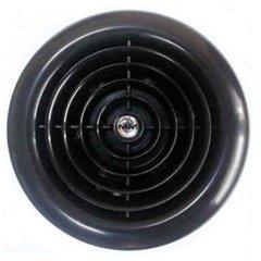 Накладной вентилятор MMotors JSC MM-100 черный круглый