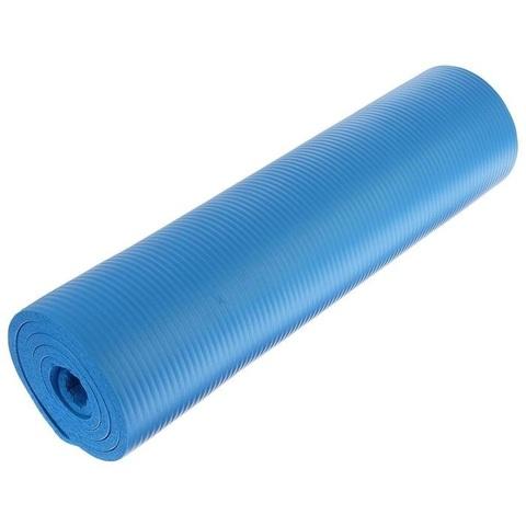 Коврик толстый для йоги и фитнеса 183*61*1 см