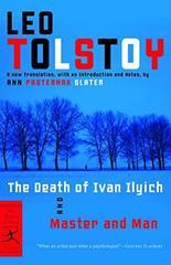 Death of Ivan Ilyich / Master and Man