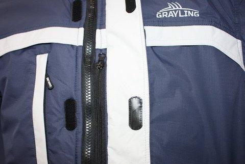 Костюм зимний Соболь таслан, синий GRAYLING Novatex