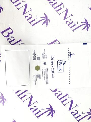 Пакет iPACK 100 х 200 мм (1 шт.) белый