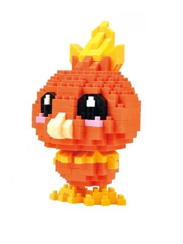 Конструктор Wisehawk & LNO Покемон Торчик 323 детали NO. 215 Torchic Pokemon Gift Series