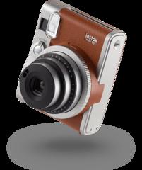 Fotoaparat \ Фотоаппарат INSTAX MINI 90 CAMERA NC EX BROWN