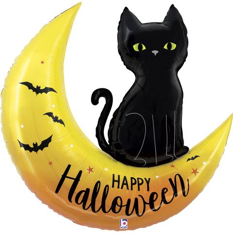 Фигура, Черная кошка на Хэллоуин