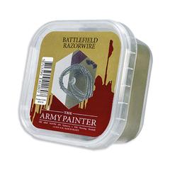 Basing: Battlefield Razorwire (4m) / Колючая проволока
