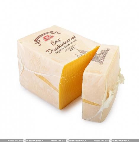 Сыр Диетичесский 27%  ИП
