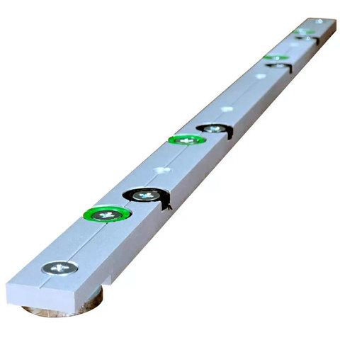 Ползун из алюминиевого профиля ALU-TRACK 19.3 мм