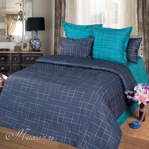 Комплект постельного белья 2 спальный Сатин Михаэль