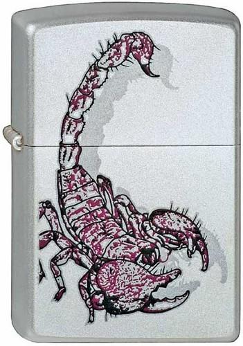 Зажигалка Zippo Scorpion color (205)