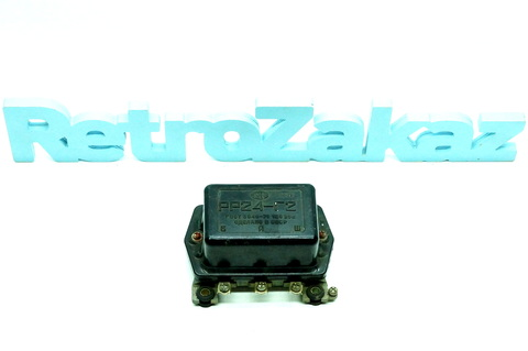Реле регулятор РР24-Г2 ГАЗ 21, 20, Москвич 408