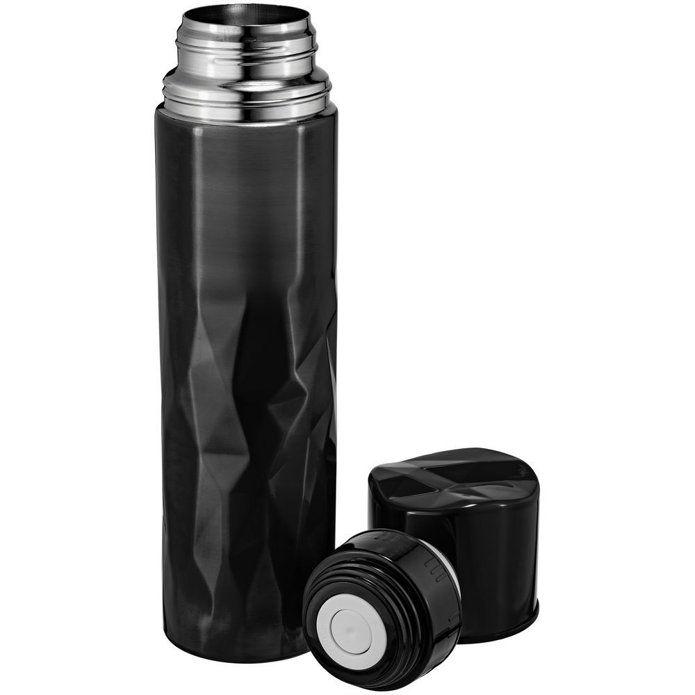 Gems Vacuum Flask, black morion