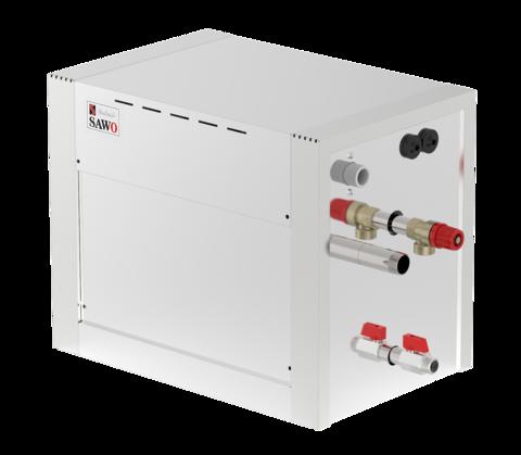 Парогенератор SAWO STE-120-3 (12 кВт, пульт в комплекте)
