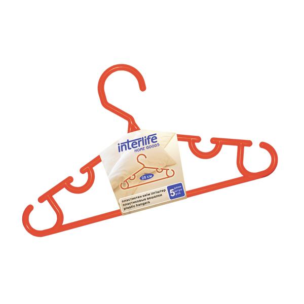 Вешалка для одежды Interlife/интерлайф in-600-250-5