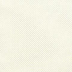 Ткань хлопковая желтый горошек 3 мм на белом
