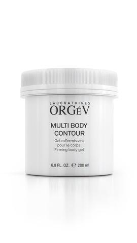 Гель укрепляющий для тела ORGéV MULTI-BODY CONTOUR 200 мл