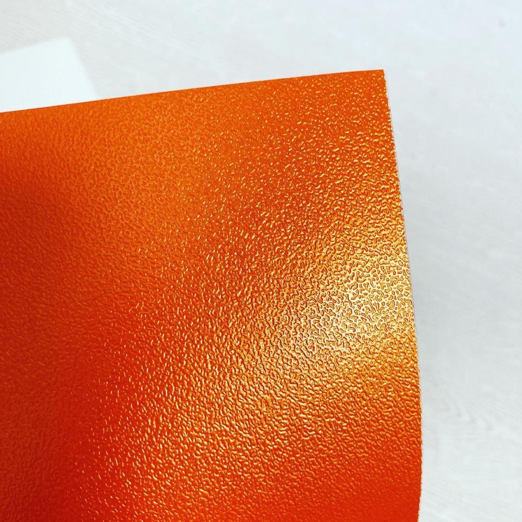 Кардсток Splendorlux c тиснением, оранжевый