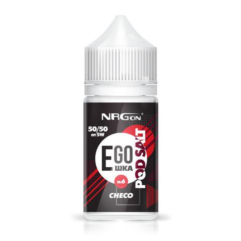 Жидкость EGOшка Salt 30 мл Checo
