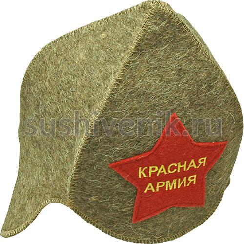 Головной убор Красная Армия