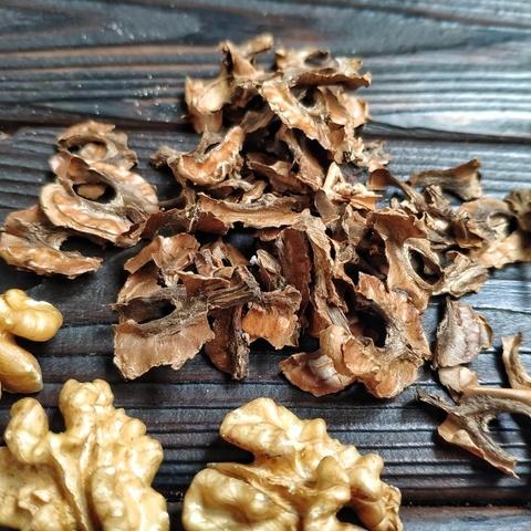 Фотография Перепонки грецкого ореха 500 г купить в магазине Афлора