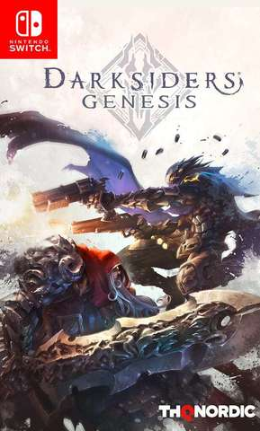 Darksiders Genesis Стандартное издание (Nintendo Switch, русская версия)