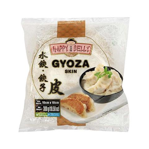 Тесто для японских пельменей гедза Happy Belly, 300 г