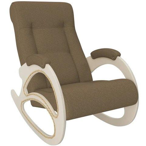 Кресло-качалка Комфорт Модель 4 дуб шампань/Malta 17