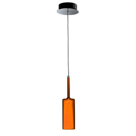 Подвесной светильник копия Spillray LM by AXO LIGHT  (оранжевый)