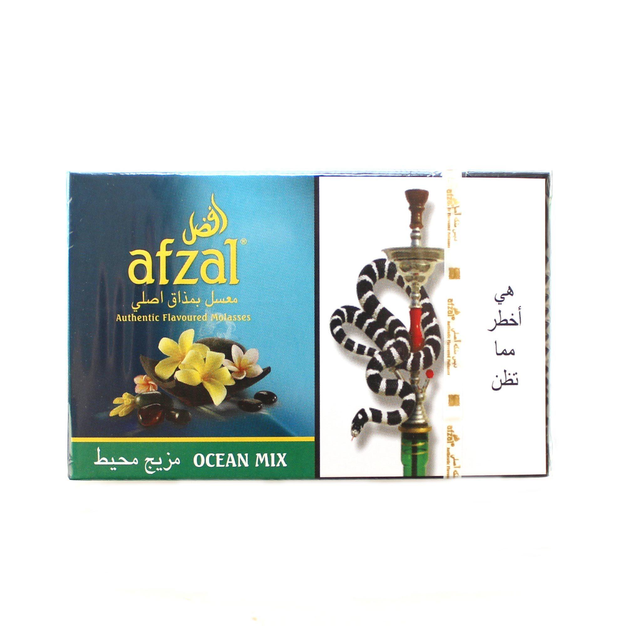 Табак для кальяна Afzal Ocean Mix 50 гр.