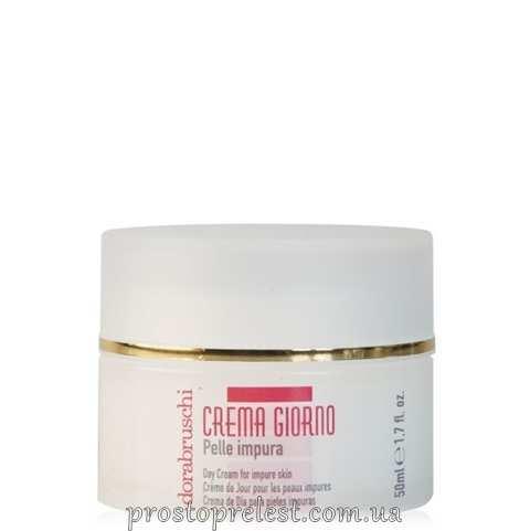 Dorabruschi fata crema giorno - Дневной матирующий себорегулирующий крем, линия Fata