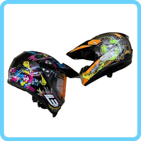 Шлем для квадроцикла, размер M (55-56, 57-58)
