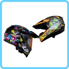 Шлем для квадроцикла (Размер M)