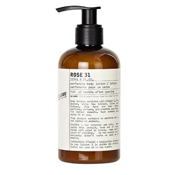 Лосьон для тела LE LABO Rose 31 Perfuming Body Lotion 237 мл