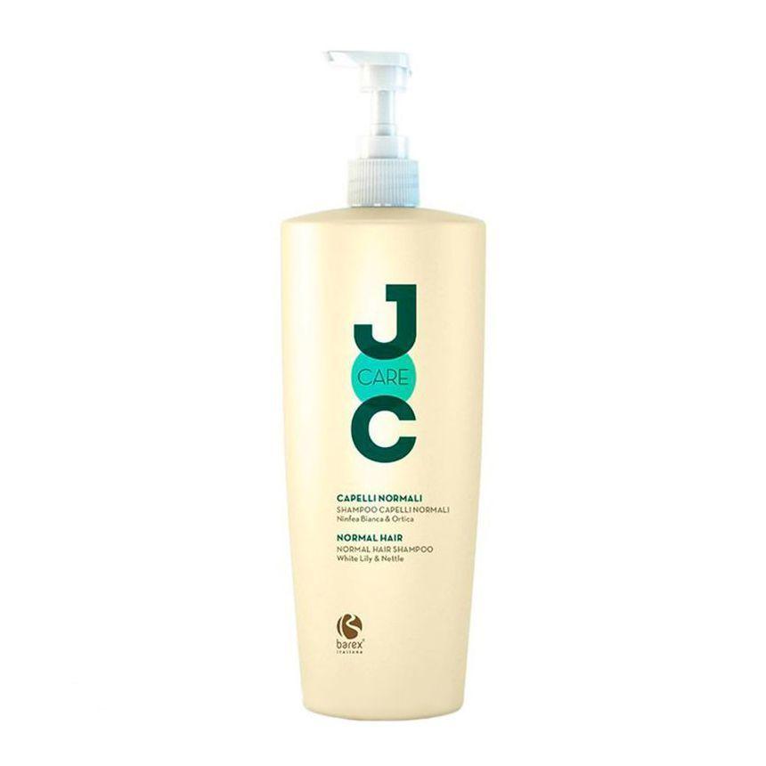 Шампунь для нормальных волос Белая кувшинка и глина