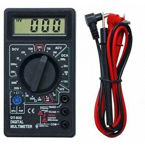 Мультиметр DT-832
