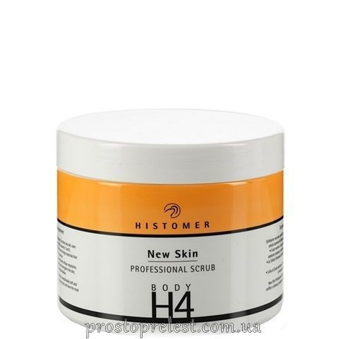 Histomer Body H4 New Skin Professional Scrub - Професійний скраб для тіла