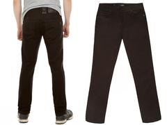 SB51231 джинсы мужские, коричневые