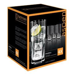 Набор высоких стаканов Nachtmann Aspen, 4 шт, 309 мл, фото 2