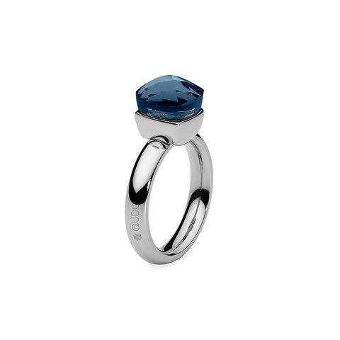 Кольцо Firenze dark blue 15.9 мм 611057/15.9 BL/S