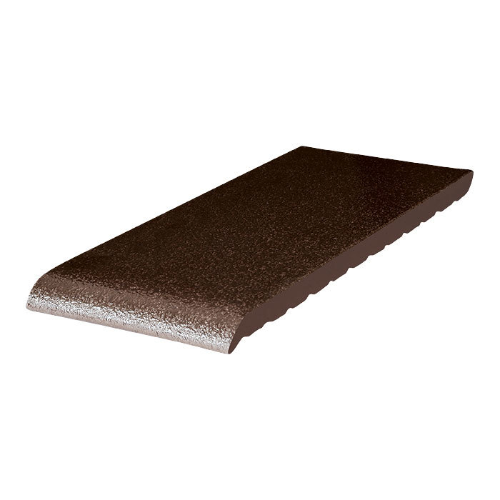 King Klinker, Коричневый глазурованный, 02 Brown-glazed, 220x120x15 - Клинкерный подоконник