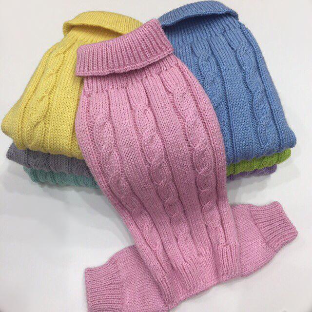 свитер комбинезон для собак