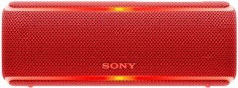 Портативная акустика Sony SRS-XB21 (красный)