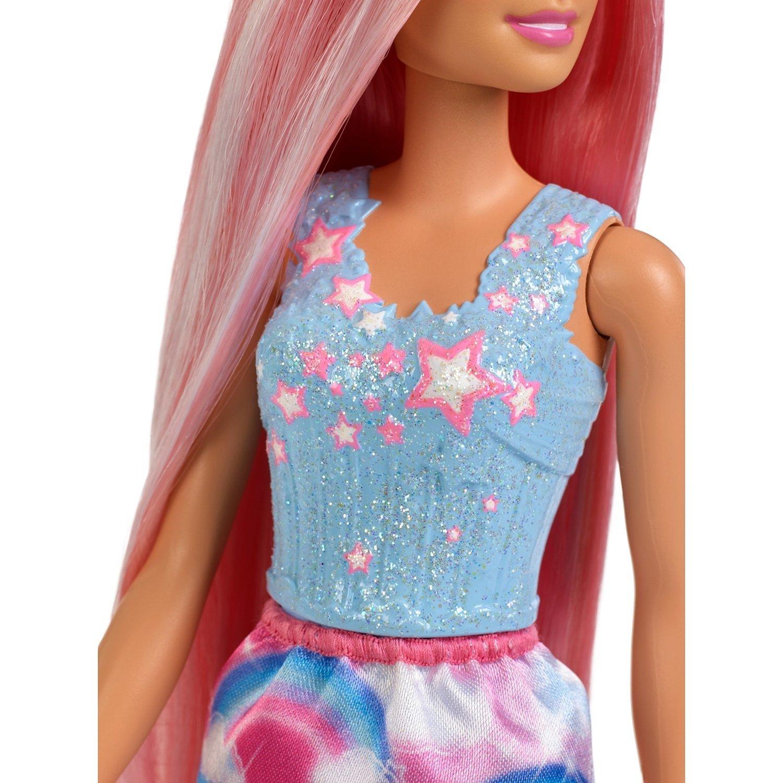 Кукла Barbie Принцесса с прекрасными волосами FXR94