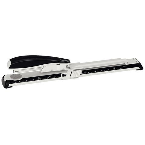 Степлер-брошюровщик Leitz L5560 до 40 листов черный