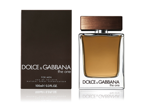 DOLCE & GABBANA THE ONE FOR MEN, Edt, 100 ml (Lux Europe)