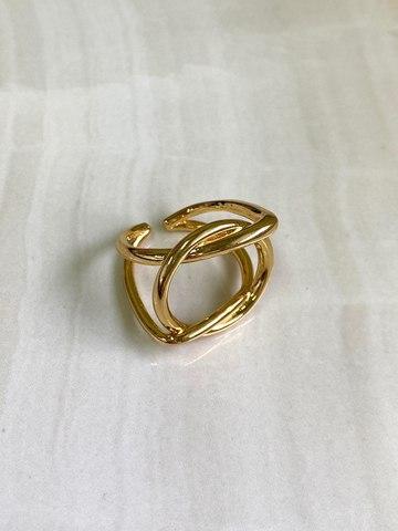 Кольцо Энтререра, позолота