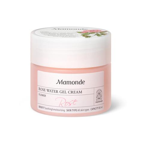 Mamonde Увлажняющий гель-крем с экстрактом розы Rose Water Gel Cream, 80мл